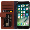 Decoded Leather Wallet Case Apple iPhone 6/6s/7/8 Bruin