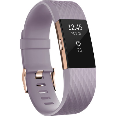 Image of Fitbit Charge 2 Lavender/Rose Gold - S - Special Edition
