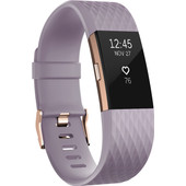 Fitbit Charge 2 Lavender/Rose Gold - S - Special Edition