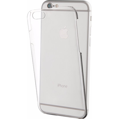 Muvit Back Cover Apple iPhone 7 Plus Transparant