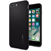 Spigen Liquid Armor Apple iPhone 7 Plus Zwart