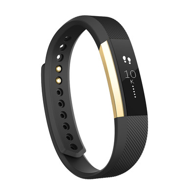Image of Fitbit Alta Black/Gold - S - Special Edition