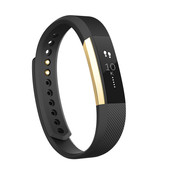 Fitbit Alta Black/Gold - L - Special Edition