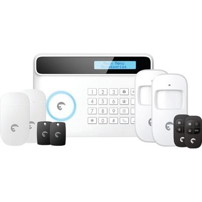 Image of eTiger S4-C EU Draadloos alarmsysteem set Alarmzones (draadloos) 50