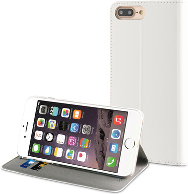 Muvit Folio Stand Apple iPhone 7 Plus Book Case Wit