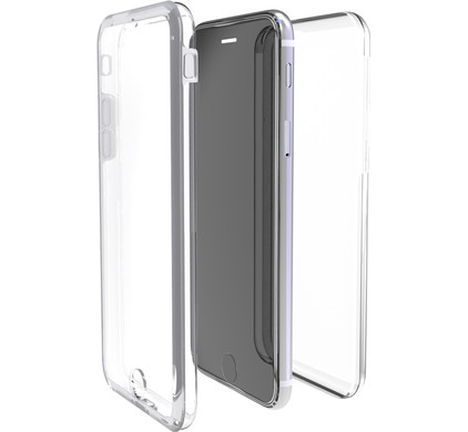 Muvit Protection Case 360 Apple iPhone 7 Plus Zwart
