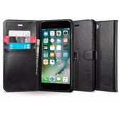 Spigen Wallet S Apple iPhone 7 Zwart