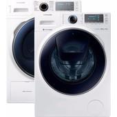 Samsung WW80K7605OW + Samsung DV80H8100HW