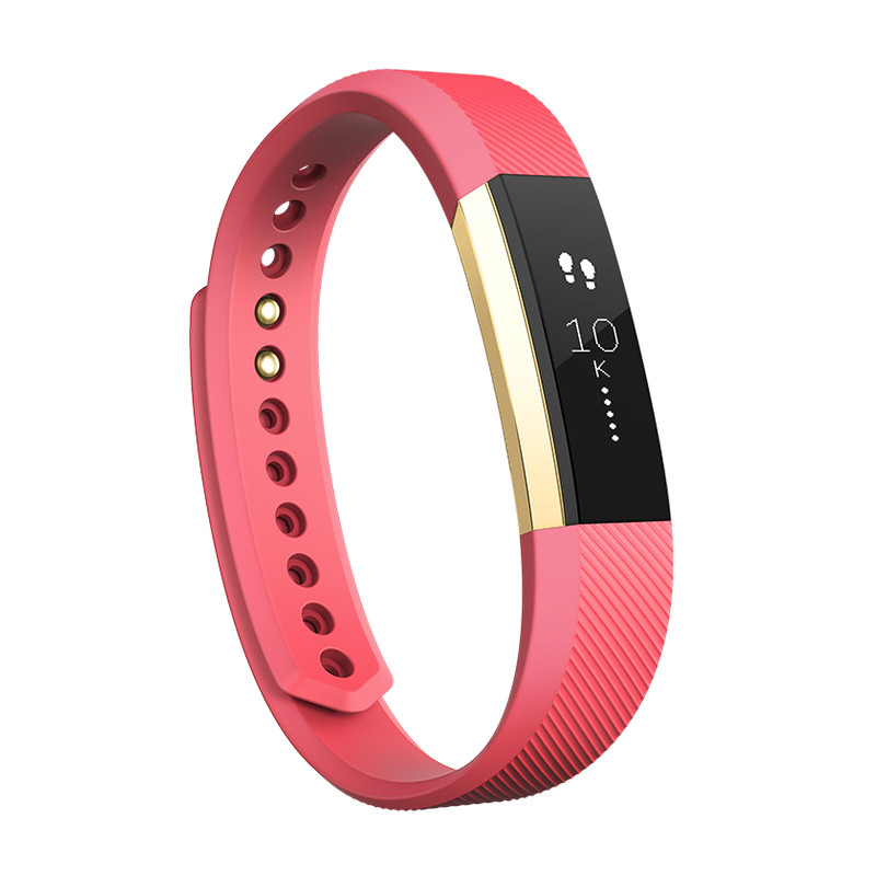 Fitbit Alta Pink-Gold L Special Edition