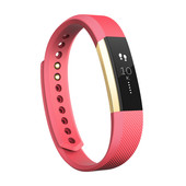 Fitbit Alta Pink/Gold - L - Special Edition