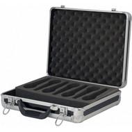 DAP-Audio D7304B Case Voor 7 Micofoons Zwart