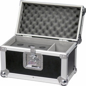 DAP-Audio D7393B Pro Case Voor 6 Microfoons