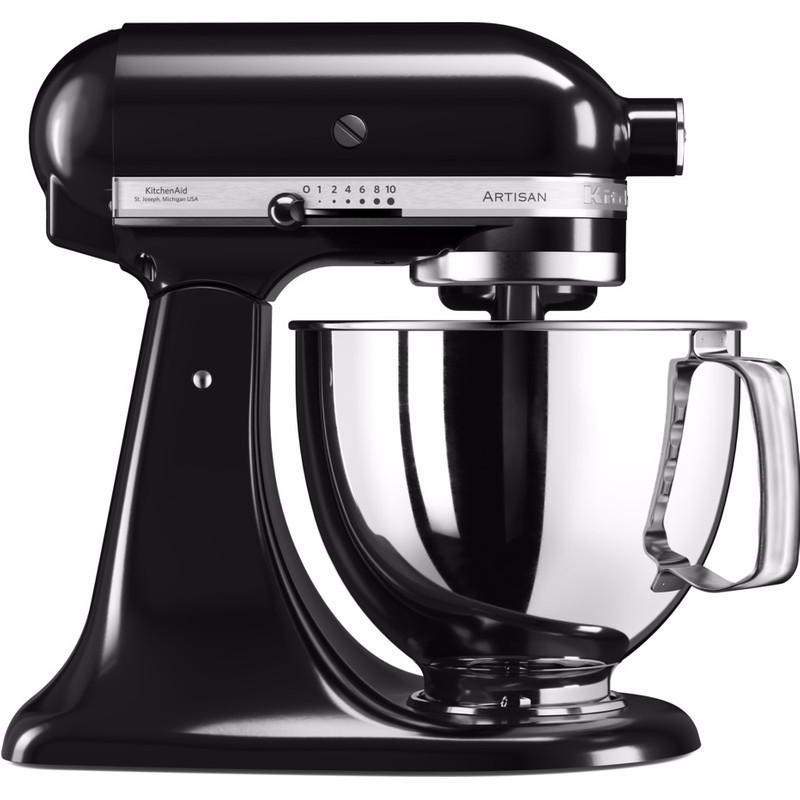 KitchenAid Artisan Mixer 5KSM125 Onyx Zwart
