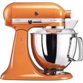 KitchenAid Artisan Mixer 5KSM175PS Oranje