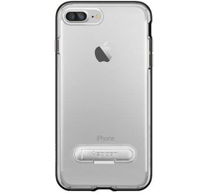 Spigen Crystal Hybrid Apple iPhone 7 Plus Zwart