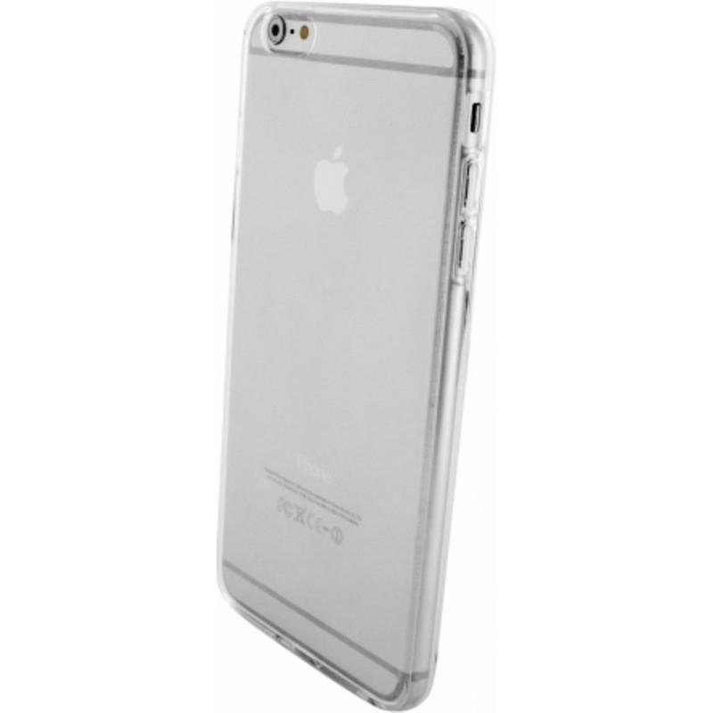 Mobiparts Essential TPU Case Apple iPhone 7 Transparant