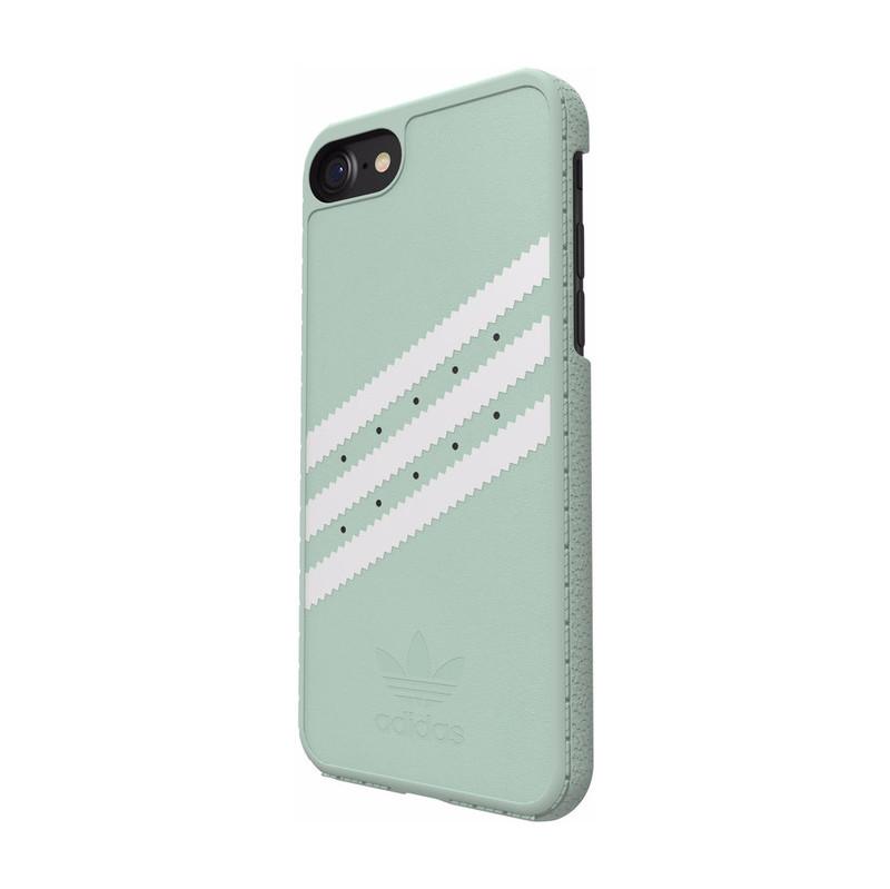 Adidas Originals Moulded case Vapour Apple iPhone 7 Groen-Wit