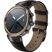 Asus Zenwatch 3 Gun/Dark Brown