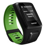 TomTom Runner 3 Cardio + Music Black/Green - L