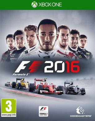 F1 2016 Standard Edition Xbox One