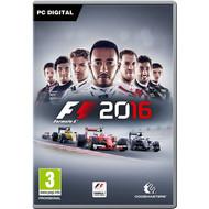 F1 2016 Standard Edition PC