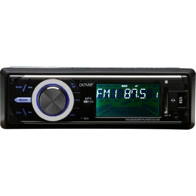 Image of CAU-438 - RDS FM/AM stereo Car radio - Denver Electronics