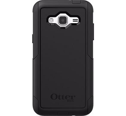 Otterbox Commuter Samsung Galaxy J3 (2016) Zwart