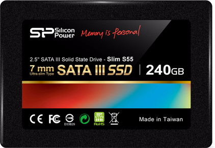 Silicon Power S55 240 GB 2,5 inch