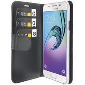Valenta Booklet Classic Luxe Samsung Galaxy A3 (2016) Zwart