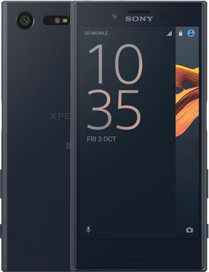 Sony Xperia X Compact Zwart