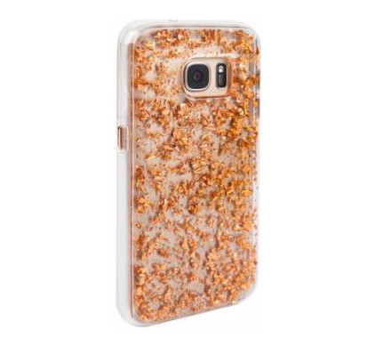 Case-Mate Karat Case Samsung Galaxy S7 Rose Gold