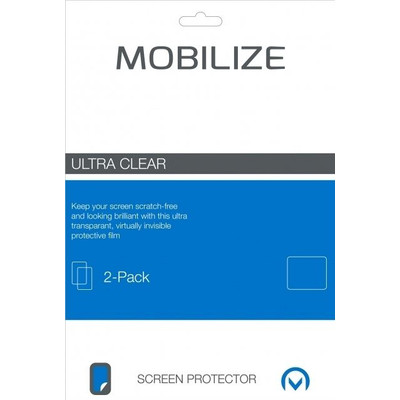 Mobilize Screenprotector BlackBerry DTEK50 Duo Pack