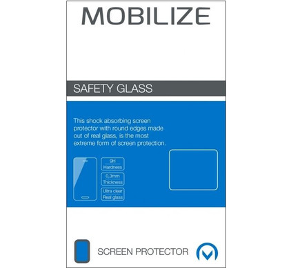 Mobilize Safety Glass Screenprotector BlackBerry DTEK50