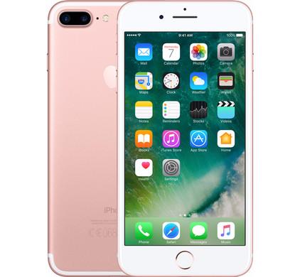 Apple iPhone 7 Plus 256 GB Rose Gold, iOS 10|5,5 inch Retina HD-scherm|256 GB opslagcapaciteit|A10 Fusion-processorExtra gegevens:Merk: AppleModel: iPhone 7 Plus 256 GB Rose GoldVoorraad: 2Contractduur:  jaarToestelprijs/artikelprijs: 1129Levertijd : Pre-order nu en krijg hem als eerste in huis!