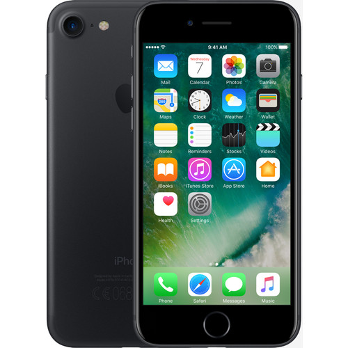 Apple iPhone 7 32 GB Zwart