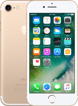 Apple iPhone 7 128 GB Goud Vodafone
