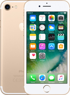 Apple iPhone 7 128 GB Goud Vodafone
