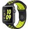 Watch Nike+ 42mm Spacegrijs/Zwart - 1