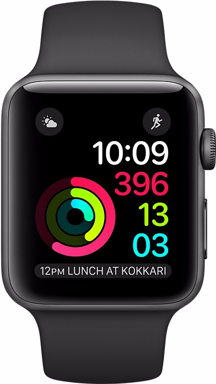 Reparatie Apple Watch Series 1 (Aluminium)scherm reparatie