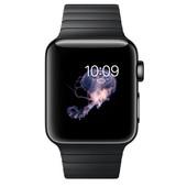 Apple Watch Series 2 38mm Space Zwart Roestvrij Staal/Schakel Polsband