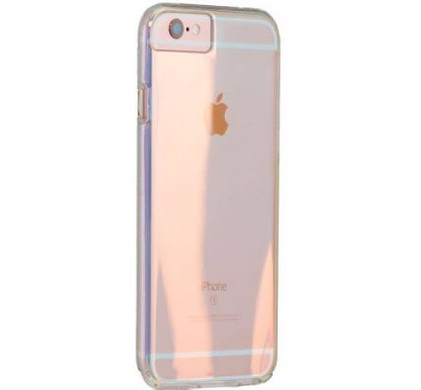 Case-Mate Tough Naked Iridescent Apple iPhone 6 Plus/6s Plus Transparant