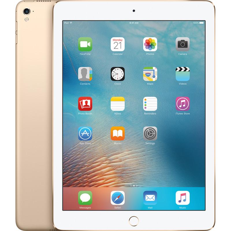Apple iPad Pro 9.7'' Wi-Fi 256GB Gold (MLN12NF-A)
