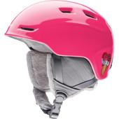 Smith Zoom Junior Pink Sugarcone (53 - 58 cm)