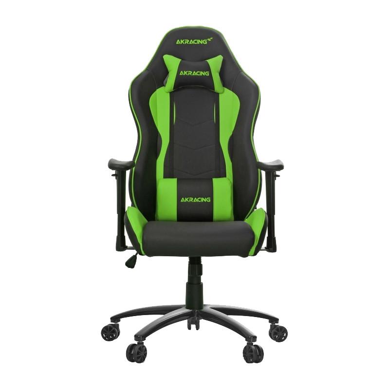 AKRacing Nitro gaming zwart-groen