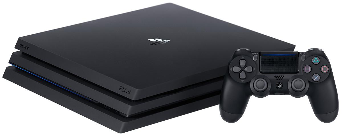 De PS4 Pro