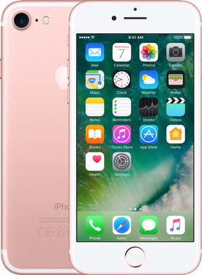 Apple iPhone 7 128 GB Rose Gold Vodafone