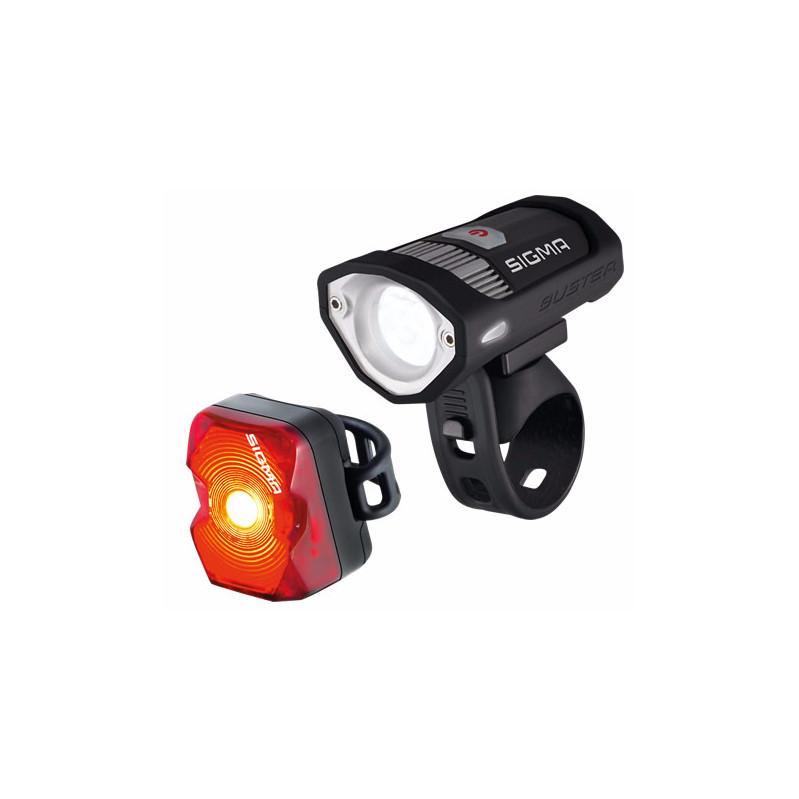 Buster 200 HL K-set LED Koplamp
