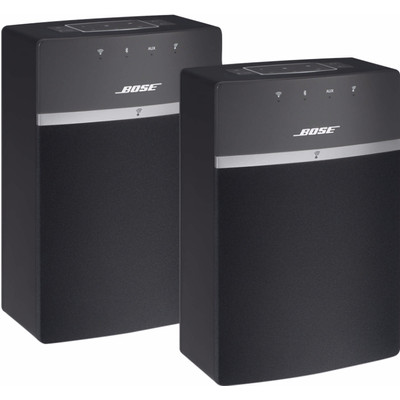 Bose SoundTouch 10 Duo Pack Zwart