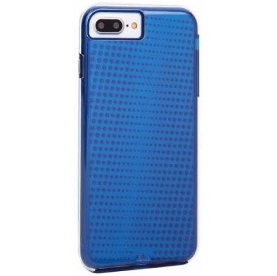 Case-Mate Tough Translucent Case Apple iPhone 7 Plus Blauw