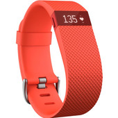 Fitbit Charge HR Tangerine - L
